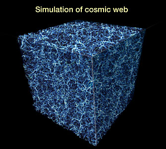 Probing the cosmic web