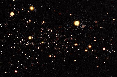 Planets everywhere