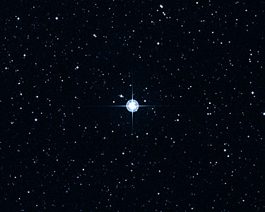 Oldest star in solar neighbourhood