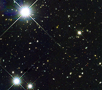 Hubble view of Himiko