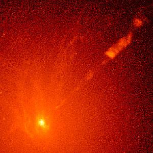 Active Galaxy M87