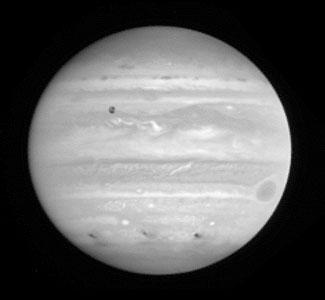 Jupiter Comet Impact