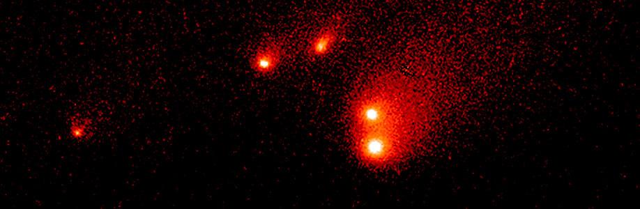 Comet P/Shoemaker-Levy 9