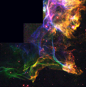 The Cygnus Loop