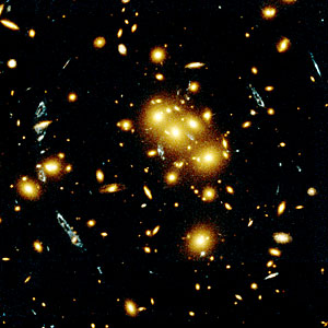 Galaxy Cluster 0024+1654 as a Gravitational Lens
