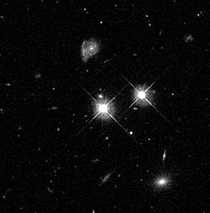 Hubble's 100,000th Exposure