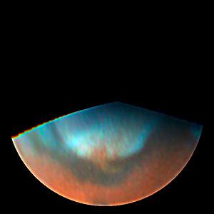 Mars in January 1997
