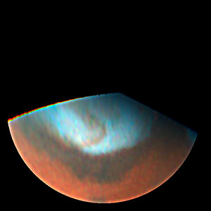 Dust Storms on Mars (October 15th 1996)