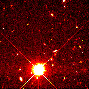 Distant Supernova 1997ce