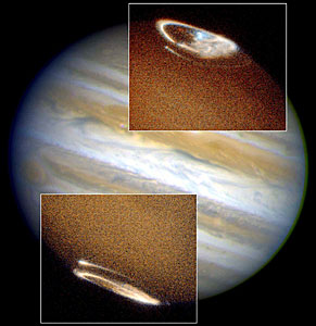 Hubble Provides Complete View of Jupiter's Auroras