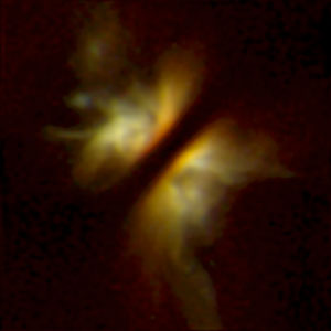 NICMOS Peers Through Dust to Reveal Young Stellar Disks. A View of IRAS 04302+2247