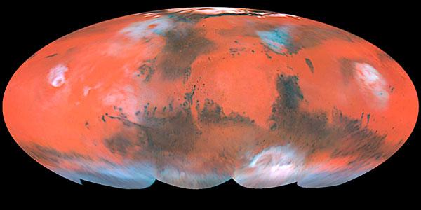 A Global Mars Map