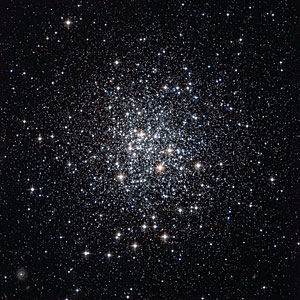 Messier 72, a celestial city from above