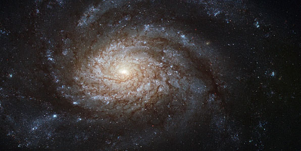 NGC 3810: A Picture-perfect Spiral
