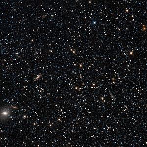 Hubble sizes up a dwarf galaxy