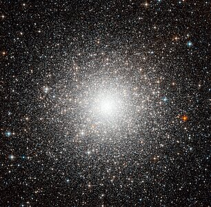 First globular cluster outside the Milky Way
