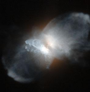 The Frosty Leo Nebula