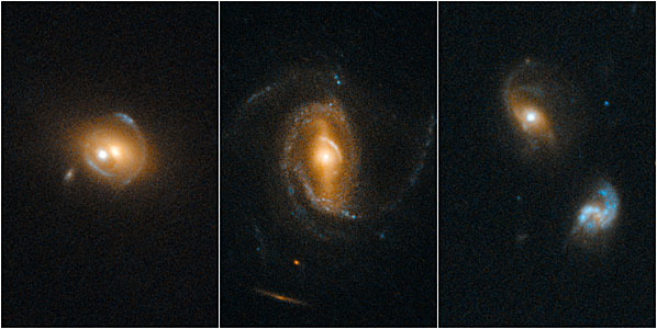 Quasars Acting as Gravitational Lenses
