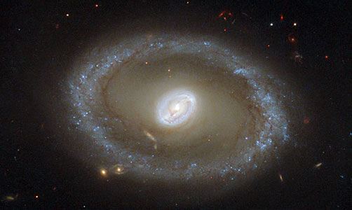 Golden rings of star formation