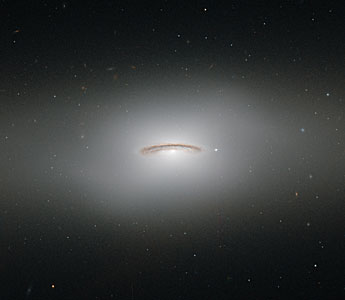 The whirling disc of NGC 4526