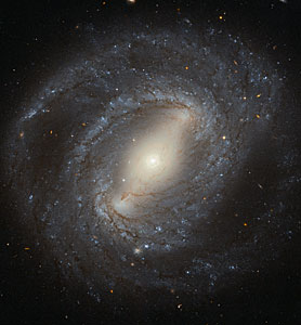 Hubble spies NGC 4394