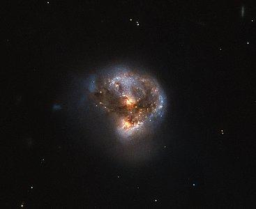 A cosmic megamaser