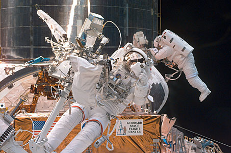 SM3A: Final Spacewalk