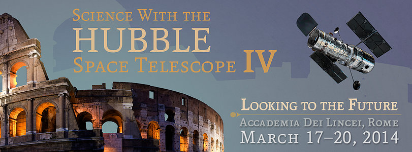 Science with the Hubble Space Telescope IV — 17–20 March 2014