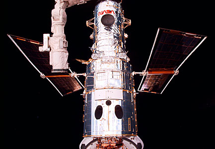 SM2: Hubble Close-Up