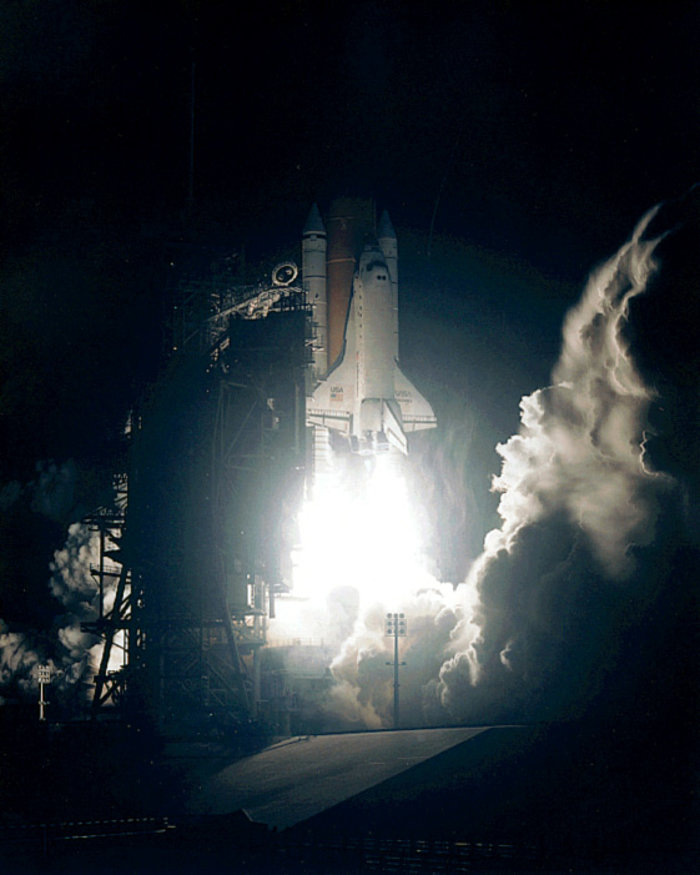 SM2: Discovery Liftoff