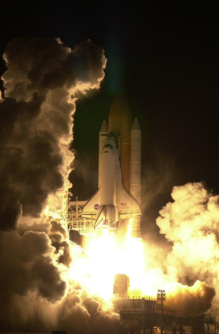 SM3A: Launch