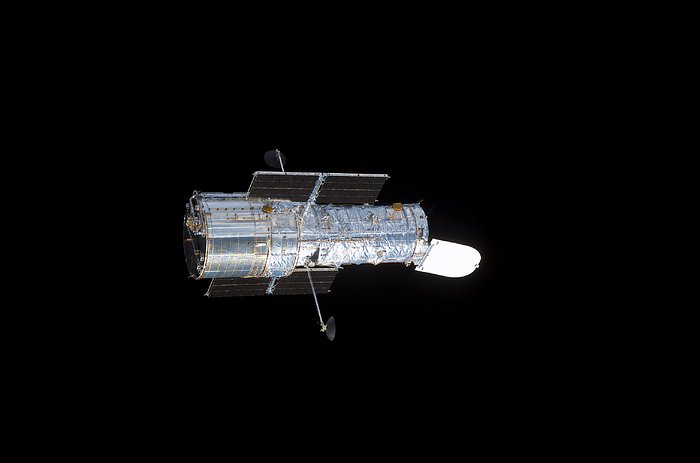 System anomalies take Hubble off line