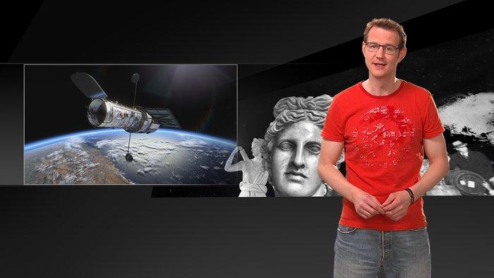 Hubblecast 35: the stuff of legend