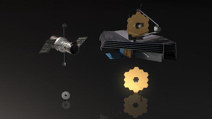 Screenshot of Hubblecast 126