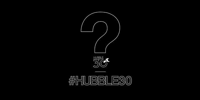 Media Advisory: Hubble 30