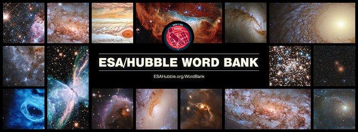 The ESA/Hubble Word Bank