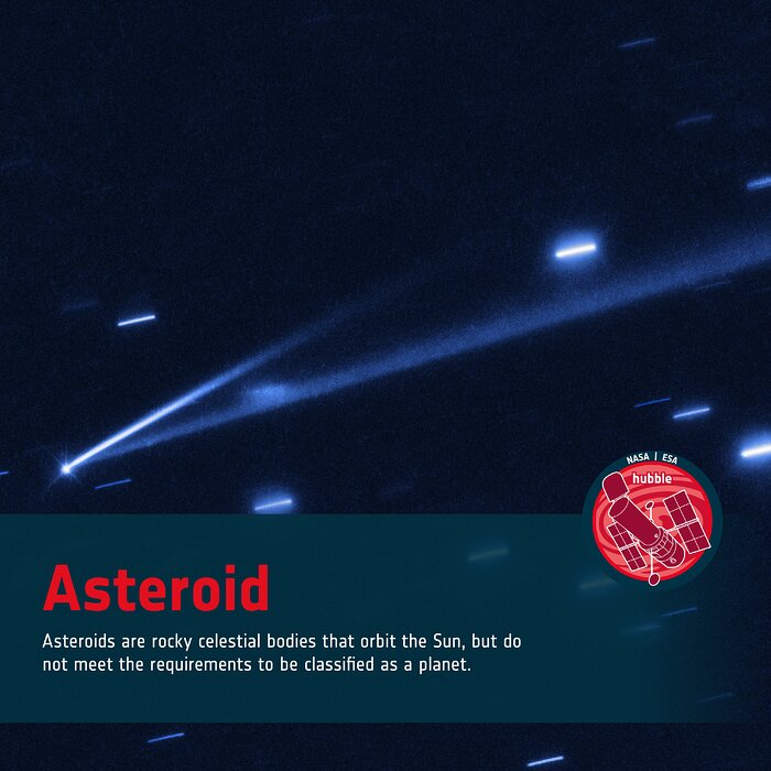 Word Bank: Asteroid