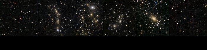 The deep cosmos