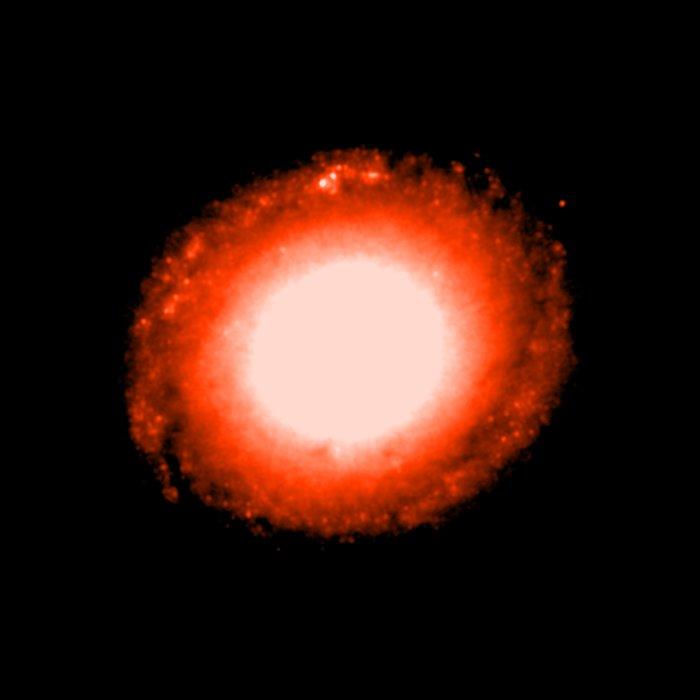 Individual colour images - 6 (NICMOS, 1600nm)