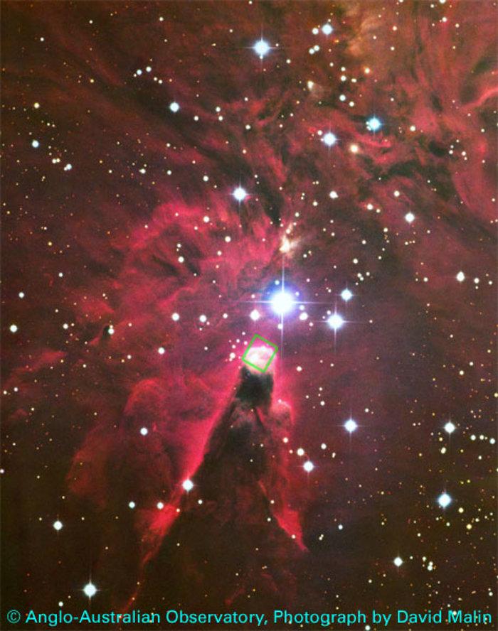 cone nebula hubbell telescope - photo #21
