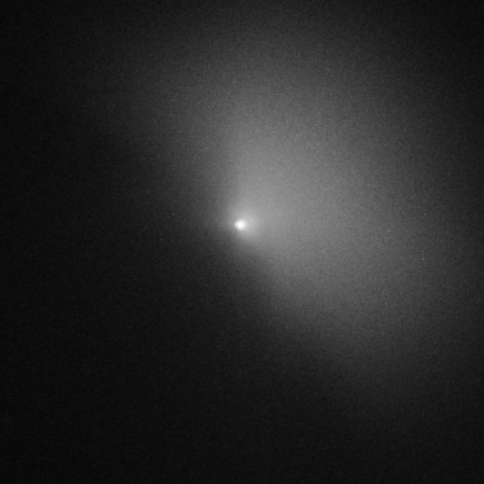 Hubble captures Deep Impact's collision with a comet (view 4h41 after impact)