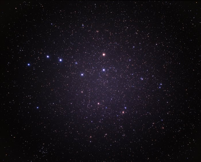 Coma Cluster wide-field (ground-based image)