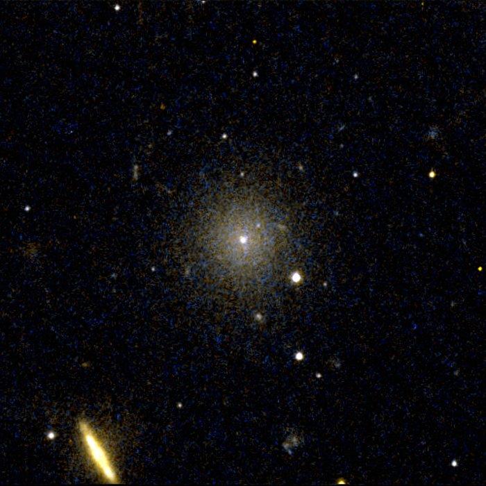 Perseus Dwarf Galaxy