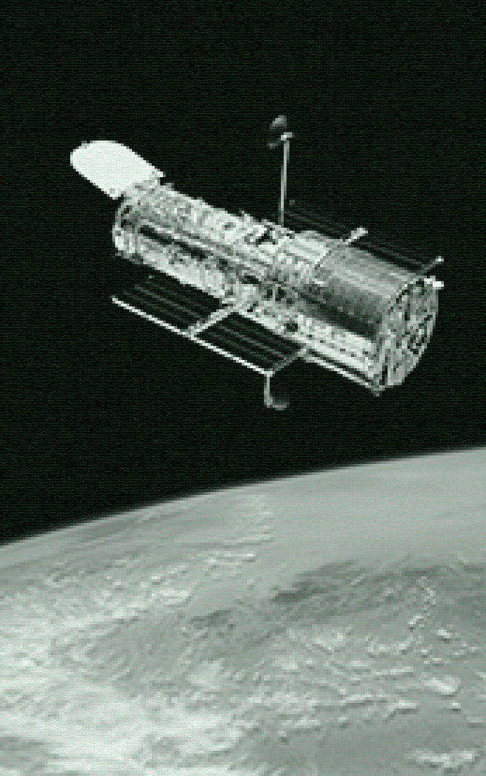 Hubble with spectra from the Space Telescope European Coordinating Facility