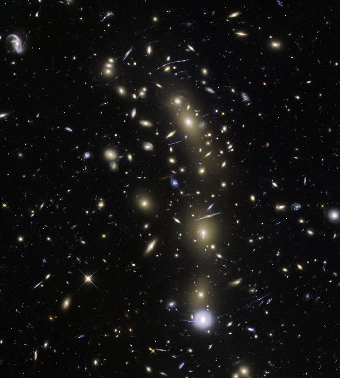 vista Hubble Frontier Fields of MACSJ0416.1-2403