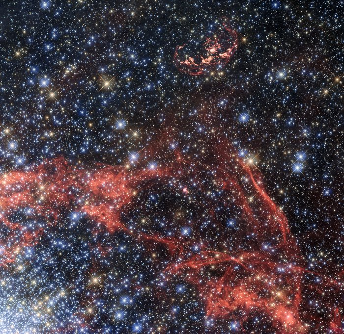 Supernova remnant N103B