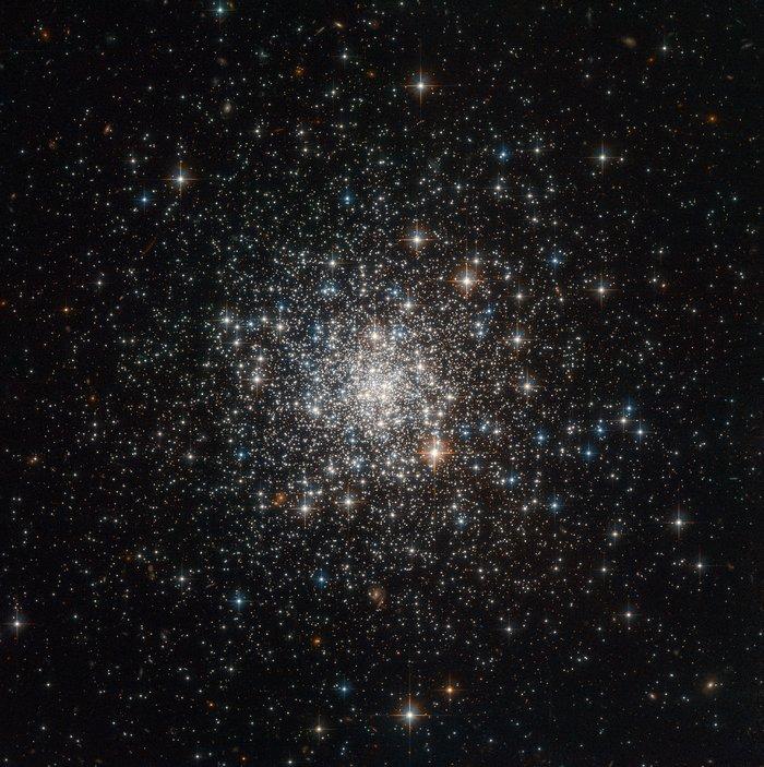 Globular cluster NGC 4147