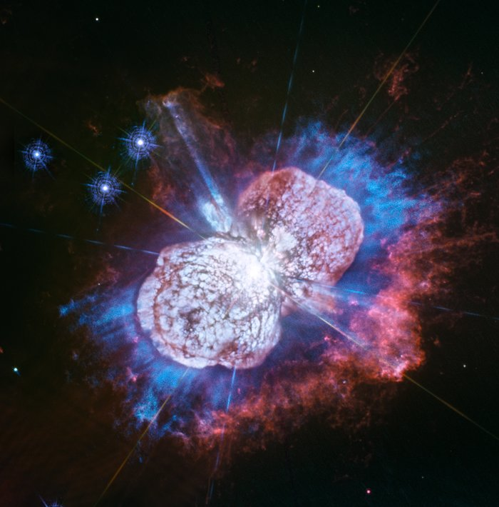 Cosmic Fireworks in Ultraviolet