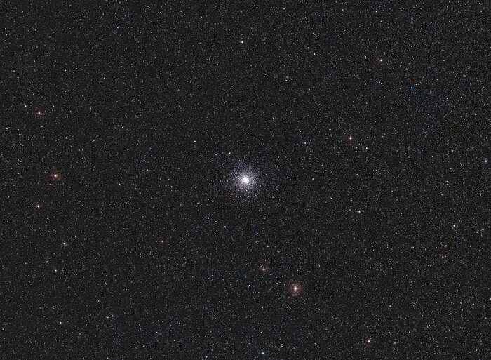 Wide-Field View of Globular Cluster NGC 6397
