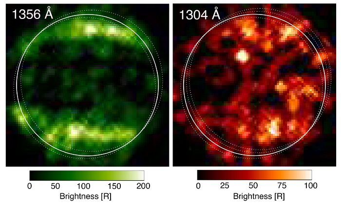 Hubble's Ultraviolet Observations of Ganymede in 1998